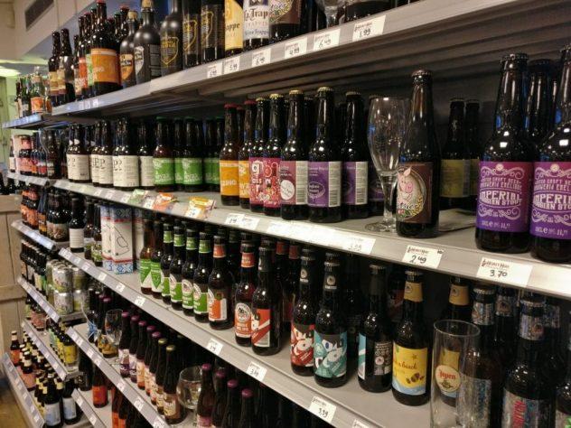 Een klein overzicht van de bieren in het assortiment van dé bierspeciaalzaak in Rijssen